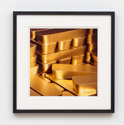Thomas Demand, 'Bullion', 2003