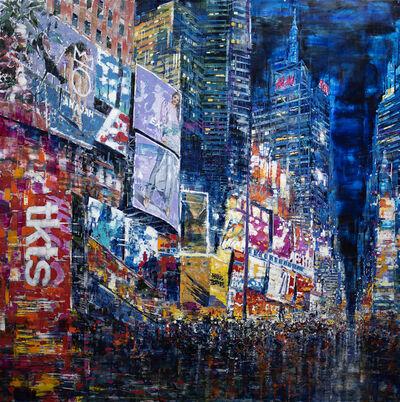 Antonio Sannino, 'Two o' clock am NYC', 2020