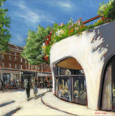 Nathan Neven, 'Sloan Square Chelsea', 2021