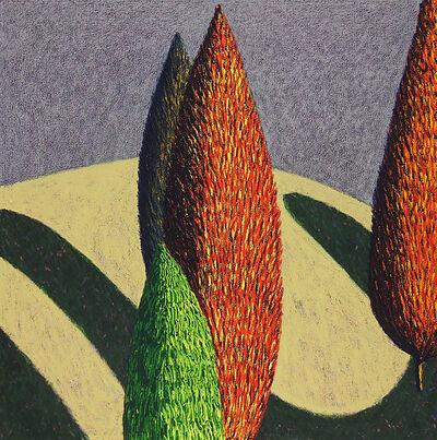 Ken Worley, 'Rockwoods II.8', 2006