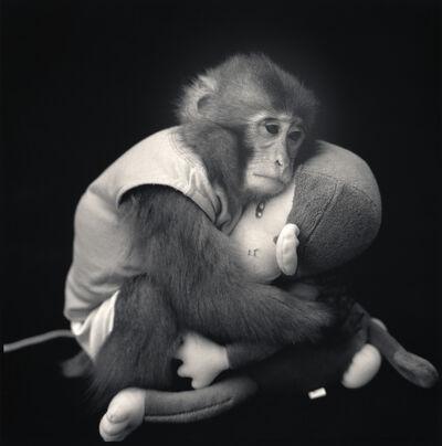 Hiroshi Watanabe, 'Big with Monkey Doll'
