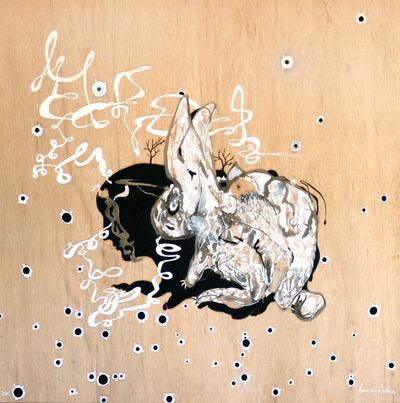 Salvador Luna, 'La sombra del conejo', 2015
