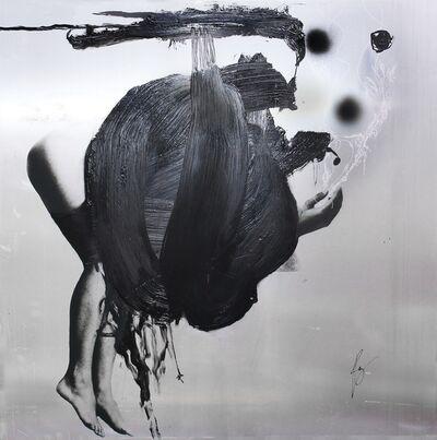 Marie-Josée Roy, 'Le cocon (engraving by Jerome Prieur) ', 2019