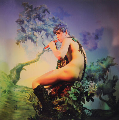 James Bidgood, 'Pan from Behind', 1965-1969