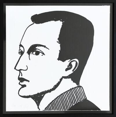 Alex Katz, 'Frank O'Hara', 2009