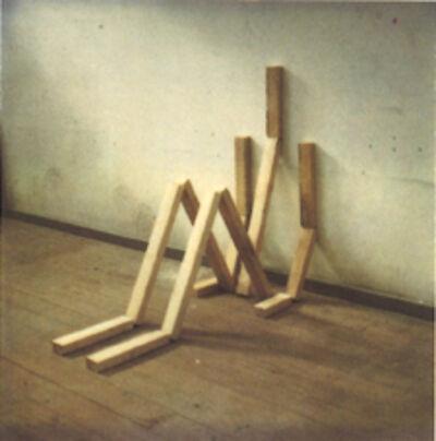Markus Raetz, 'Mimi', 1980