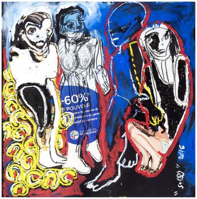 Soly Cissé, 'Untitled 9  (Black Book Project 1)', 2016