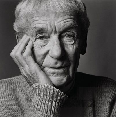 Jeanloup Sieff, 'Jacques-Henri Lartigue', 1972