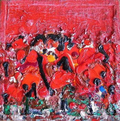 Vigintas Stankus, 'Red Skylines', 2016