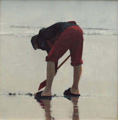 Patricia Kimball, 'Beach Excavation', 2014