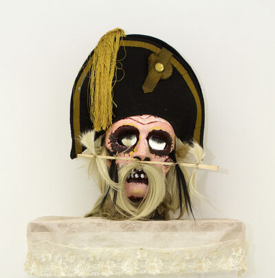 Andrew Gilbert, 'Cut off European Explorer's Head', 2013