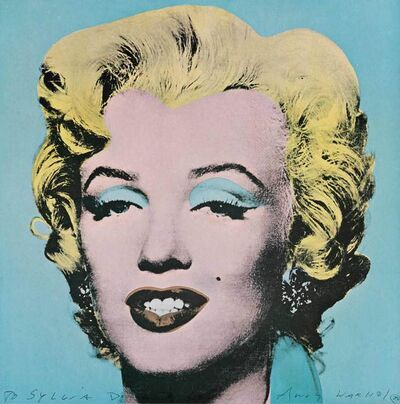 Andy Warhol, 'Marilyn (Tate Gallery) (Not In F./S.)', 1971