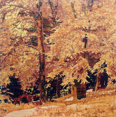 Gary Carsley, 'D.20a The Park at Villa Hugen, Essen', 2004