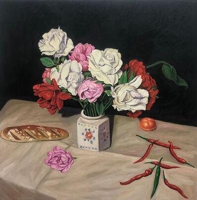 Qin Qi 秦琦, 'A Flower', 2019