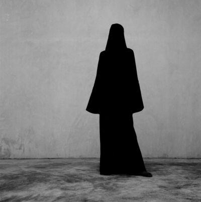 Theo Eshetu, 'Burqa (veiled woman)', 2011