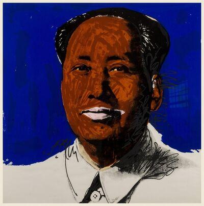 Andy Warhol, 'Mao (Feldman & Schellmann II.98)', 1972