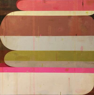 Deborah Zlotsky, 'Red blueprint'