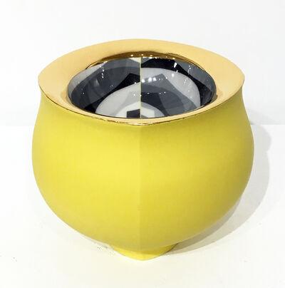 Peter Pincus, 'Yellow Bowl', 2018