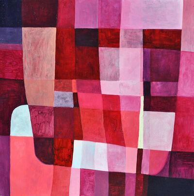 Nicole Ida Fossi, 'Pink Balance', 2019