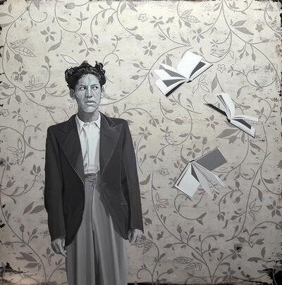 Pablo Maeso, 'El poeta asustado', 2019