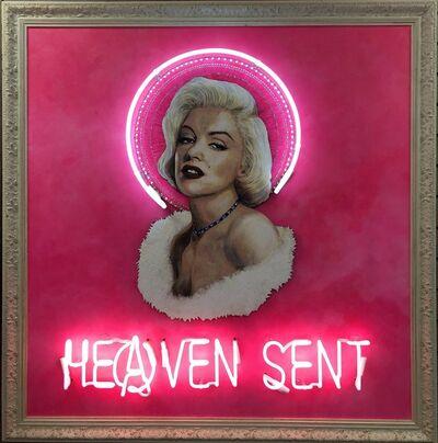 Illuminati Neon, 'Heaven Sent - Marilyn', 2019