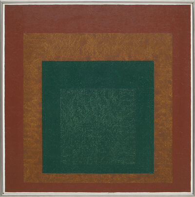 Josef Albers, 'Homage to the Square - Michoacan', 1959