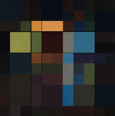 Anselmo Piccoli, 'Vibraciones estructurales', 1967