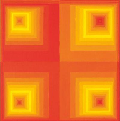 Joël Stein, 'Quadrature du cercle 2 ', 1960-2005