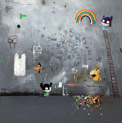 Edgar Plans, 'Rainbow', 2019