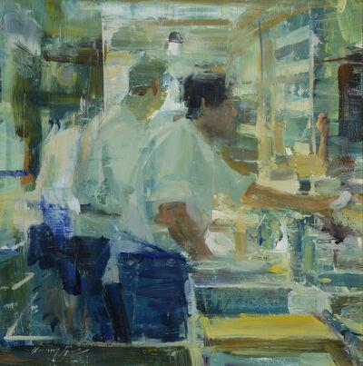 Quang Ho, 'Mizunas Window '
