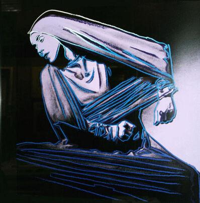 Andy Warhol, ' Lamentation (FS II.388)', 1986