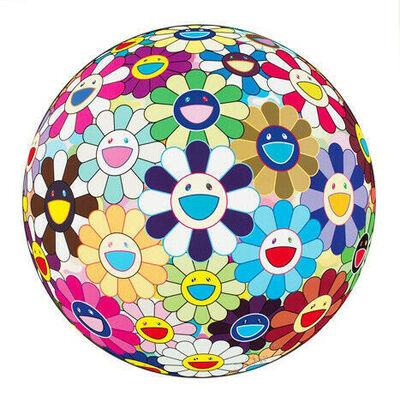 Takashi Murakami, 'FLOWRBALL (3D) KINDERGARTEN', 2011