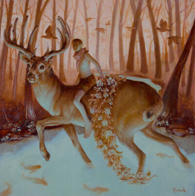 Dana Hawk, 'Wildlife', 2018