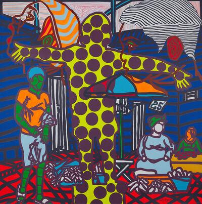 Boris Nzebo, 'Nkolouloun', 2019