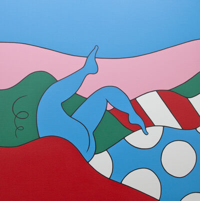 Parra, 'The dunes', 2013