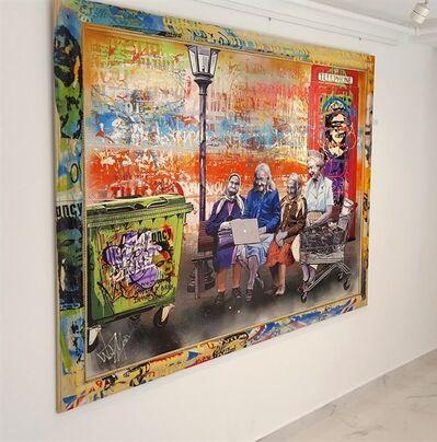 Michael Waizman, 'Time Flies', 2018