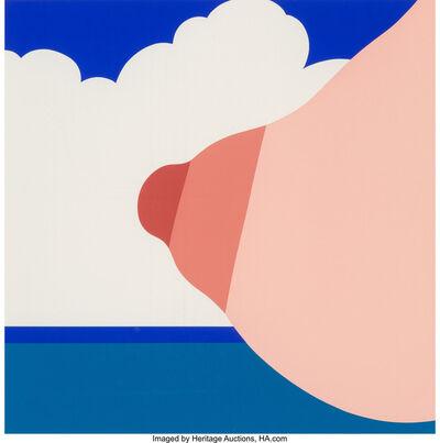 Tom Wesselmann, 'Seascape (Tit)', 1967