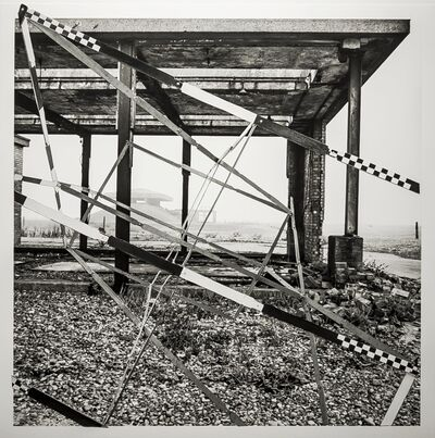 Jane and Louise Wilson, 'Blind Landings (H-bomb Test Site, Orford Ness) #5', 2013