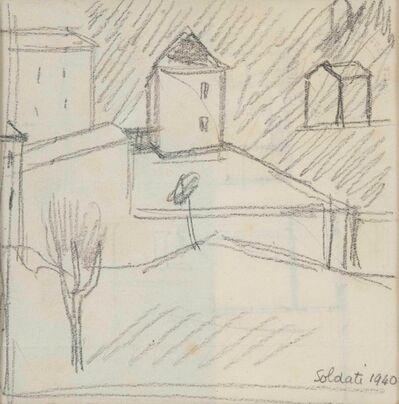 Atanasio Soldati, 'Untitled', 1940