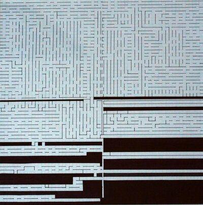 Ganesh Selvaraj, 'Untitled - Puzzle II', 2007