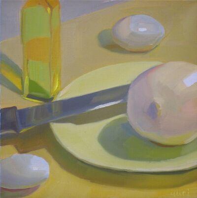 Yuri Tayshete, 'Yellow Glow', 2018