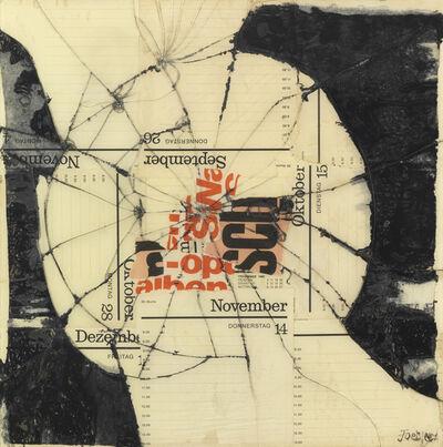 Reinhold Koehler, 'Figur SCH, Contre-Collage', 1968