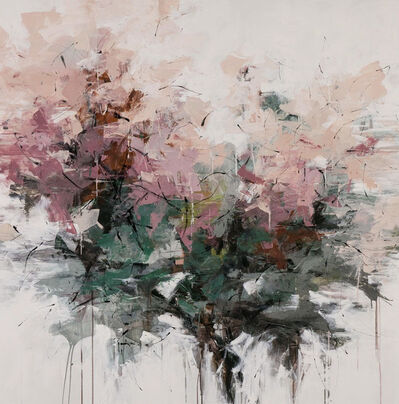 Carlos Ramirez (b. 1958), 'In the Apple Orchard', 2018