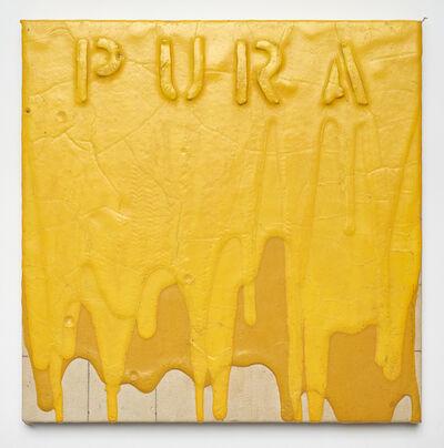 Sigfredo Chacón, 'Pura (Amarilla)', 1995/2004