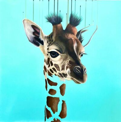 Louise McNaught, 'Young At Heart', 2021