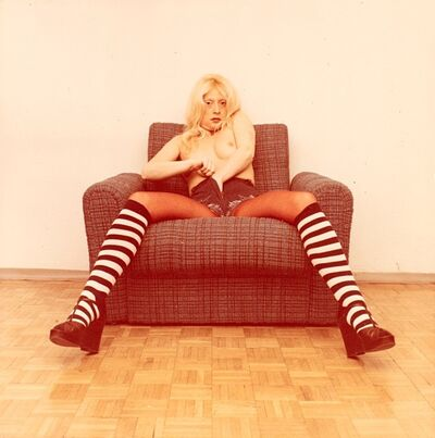Natalia LL, 'Performing Art', years 1970