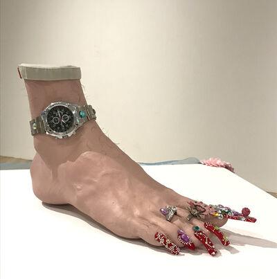 Emilio Bianchic, 'Foot #1', 2018