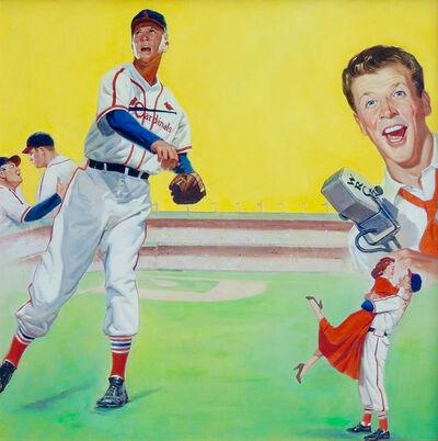 Robert Berran, 'Dizzy Dean, The Pride of St Louis'
