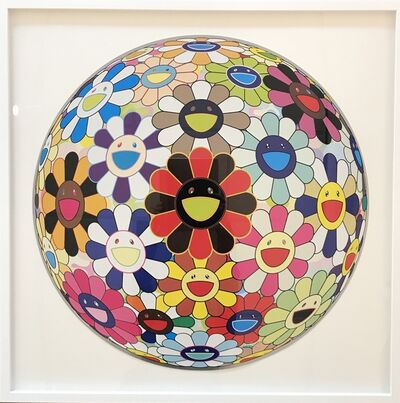 Takashi Murakami, 'Flower Ball (Lots of Colors)', 2013