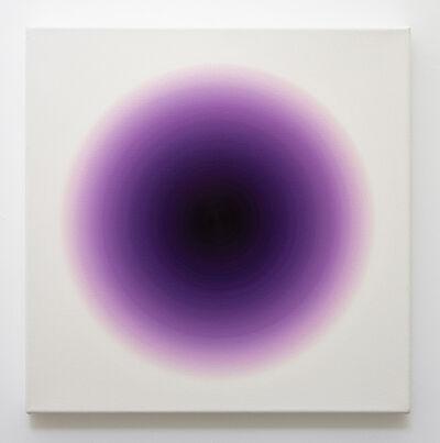 Oliver Marsden, 'Deep Blue Violet Pink Harmonic', 2009–2016
